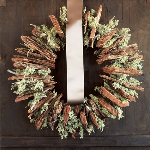 Eco-wreath