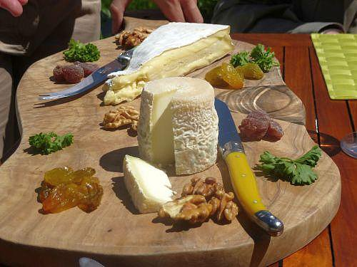 River cruise - cheese time!