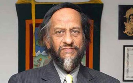 Former TERI Director General RK Pachauri