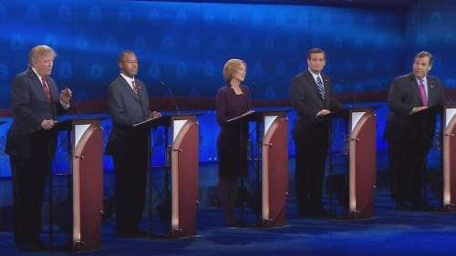 Preferential Toronto 2016 Republican Debate Nbc News Who Won Bc Debate Tonight Who Won Debate Tonight