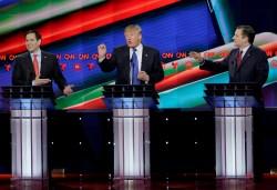 Small Of Who Won The Debate Tonight