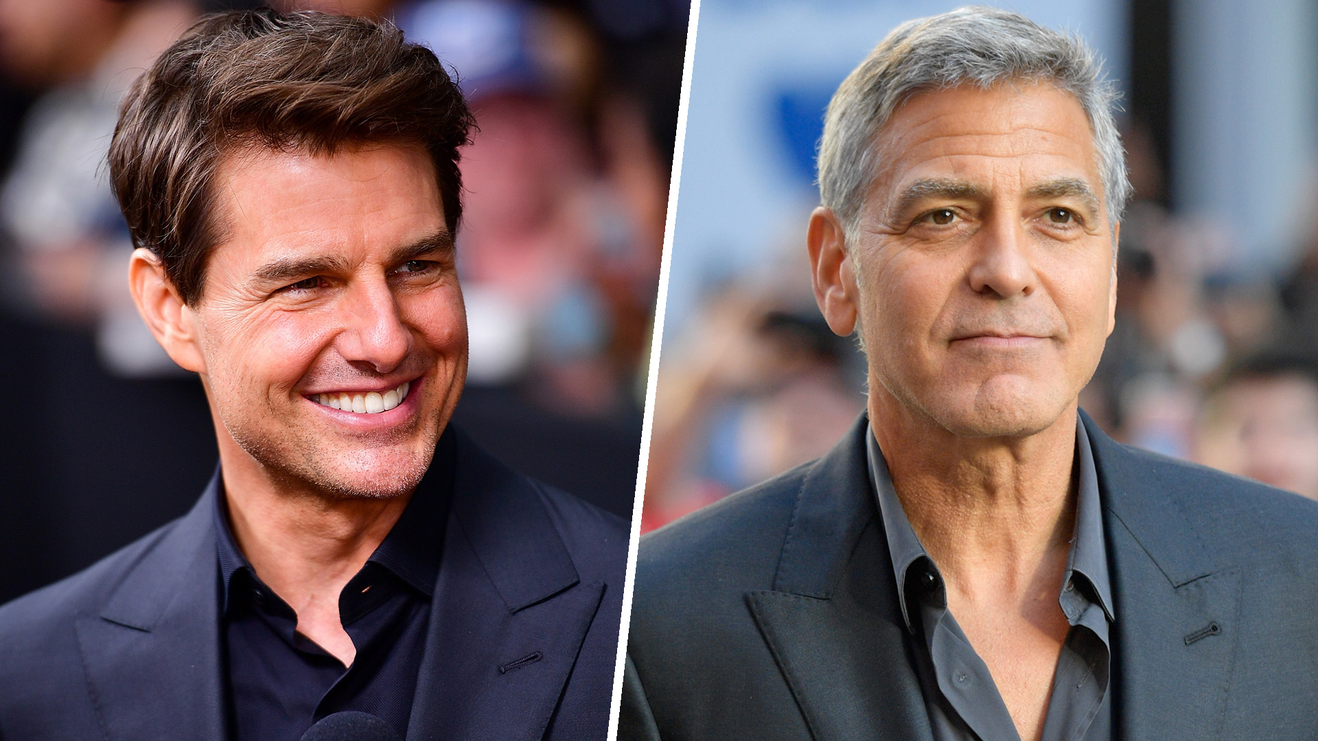 Tom Cruise offers advice to George Clooney following scooter crash