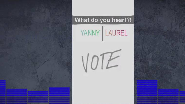 Yanny or Laurel  Science explains why you re hearing one and not the     Science explains  Yanny  or  Laurel  debate