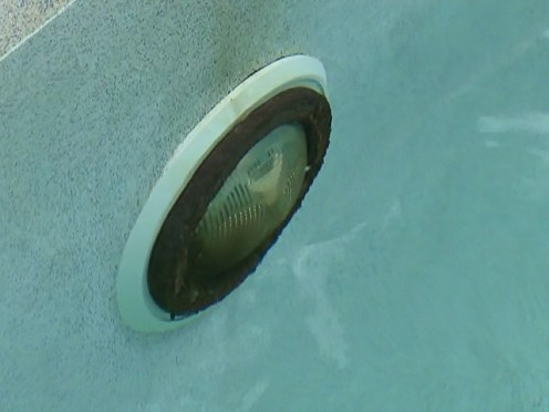 Image result for old swimming pool light