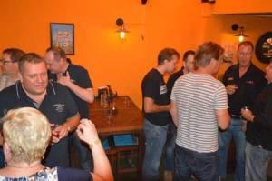 Svenska delikatesser på Cajutan i Bangkok