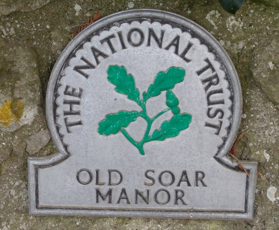 NT Property - Old Soar Manor, Kent, UK