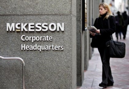 McKesson to Pay $150 Million in Painkiller Reporting Case