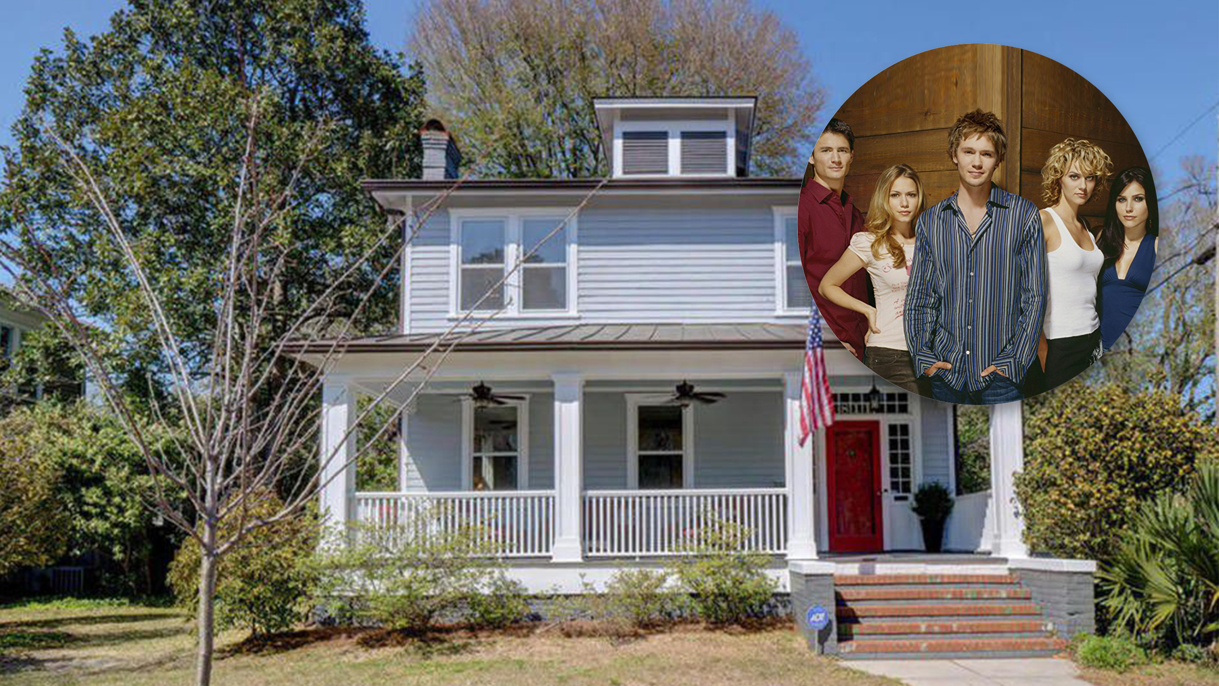 One Tree Hill  house is for sale in Wilmington  North Carolina  One Tree Hill  house is for sale in Wilmington  North Carolina