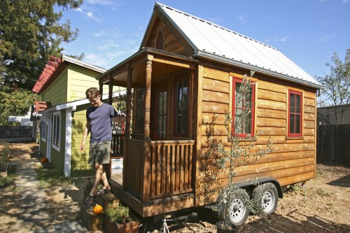 Medium Of Tumbleweed Tiny House