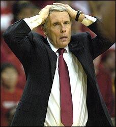 MD coach Gary Williams