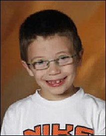 In this undated photo provided by the Multnomah County Sheriff's  Office, Kyron Horman is seen. The FBI has joined an expanding search for  Horman, a 7-year-old Oregon boy who vanished after his stepmother left  him at his Portland elementary school on Friday morning. (AP  Photo/Multnomah County Sheriff's Office) NO SALES