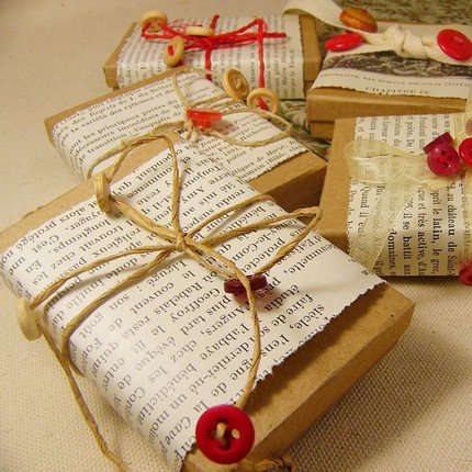Eco-wrappings