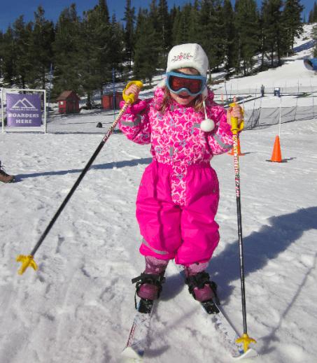 Ski fashion 2012