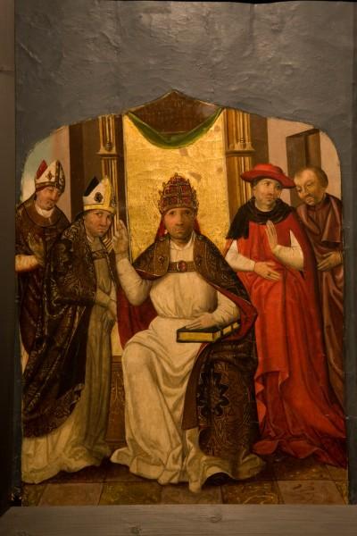São Gregório, Papa
