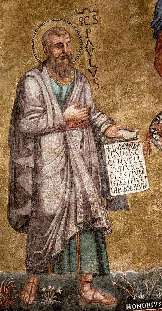 Basilica de San Paolo Fuori le Mura - mosaico - 004 (CRW_0807) copy