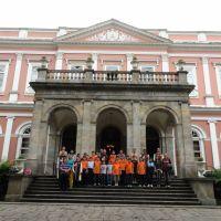 Visita à Petrópolis
