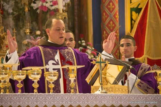 Primeira Missa Pe Celso Bruno