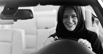 Saudi Female Driver