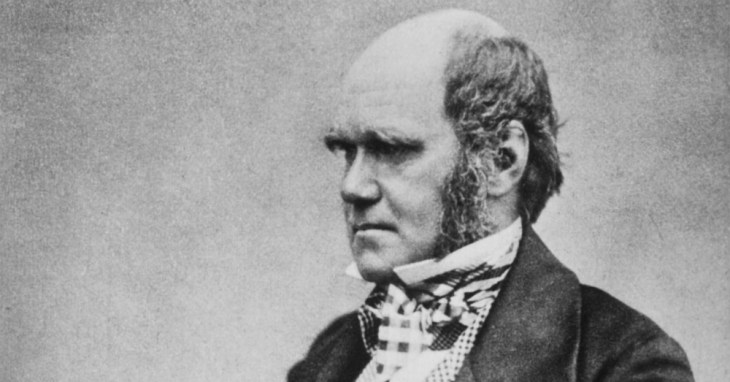 Charles Darwin Theory of Evolution
