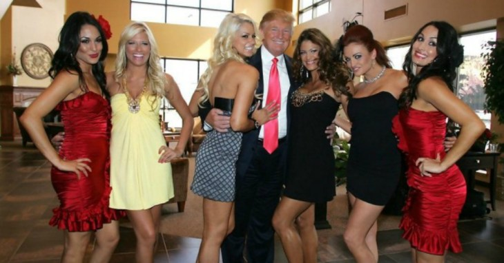 Donald Trump Women