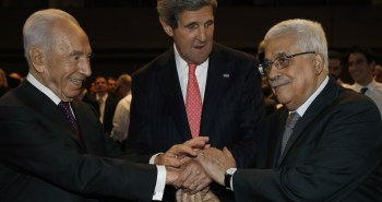 Israel Palestine Peace Talks