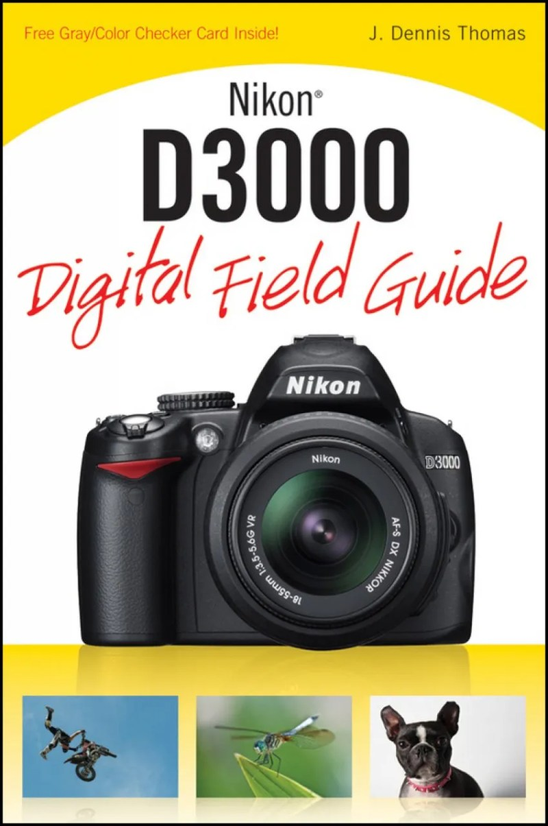 Cool India Nikon Digital Field Guide Nikon Digital Field J Dennis Thomas Nhbs Book Shop Nikon D3000 Review Nikon D3000 Review