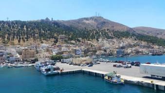 Kalymnos, insula pe care a vizitat-o Andreea in 2015