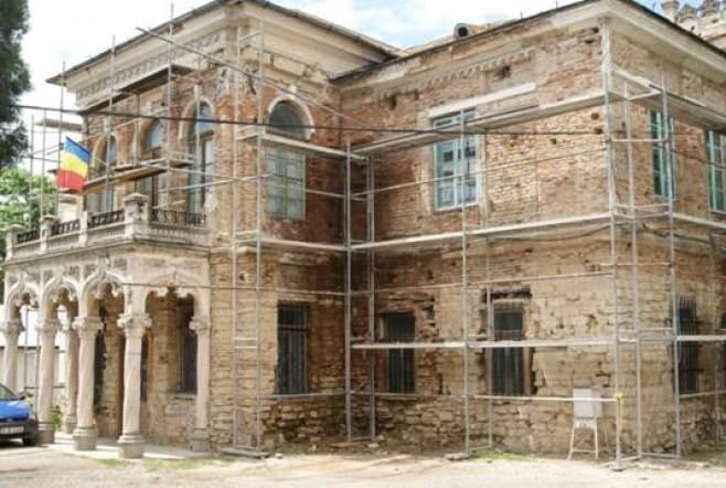 Casa Beldiman, Clubul Copiilor, fără finanțare, lucrări întrerupte
