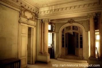 Hol mare Casa Nanu Muscel (sursa art-historia.blogspot.com)