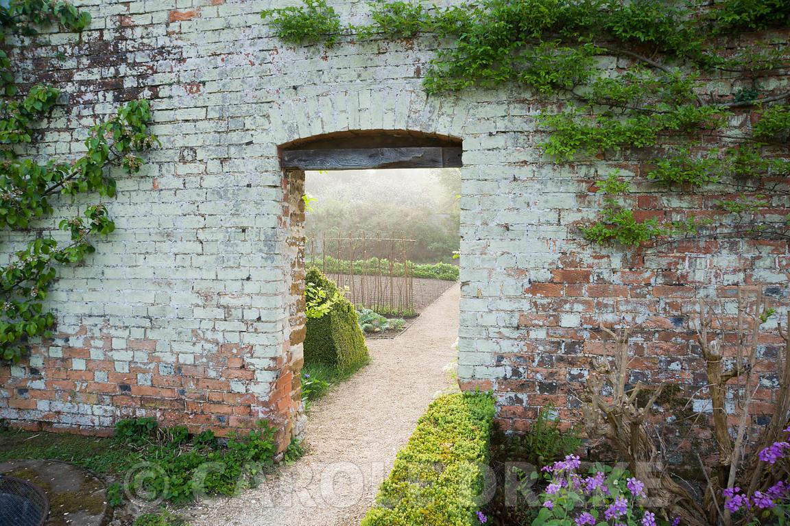 Genial Doorway Brick Wall Between Vegetable Garden Walled Carole Drake Doorway Wall Vegetable Garden Walled Vegetable Garden Brick Wall Between Vegetable Garden garden Walled Vegetable Garden