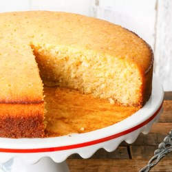 Small Of Orange Cake Recipe