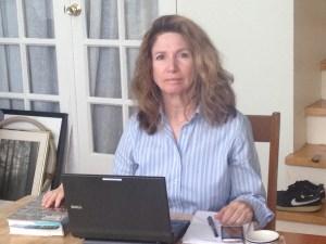 Rebecca Rosen Lum, Freelance unit chair.  Photo by staff 2013.