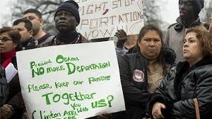 No on deportation 2016 ICE raids story