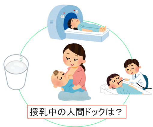 breast‐feed medicalcheckup