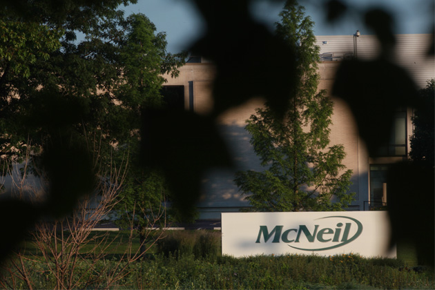 McNeil Consumer Healthcare, maker of Tylenol. (J. Kyle Keener for ProPublica)
