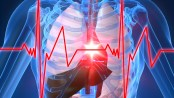 Ante la sospecha de un infarto coloque a la víctima de tal manera que se sienta cómoda y llama al sevicio de emergencias