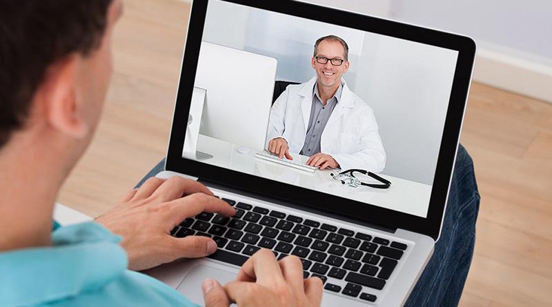 Consulta médica virtual / revisión de exámenes de laboratorio