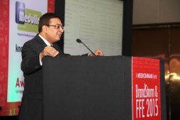 FFE 2015 Keynote Address: Sanjiv Navangul - Managing Director at Janssen India