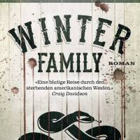 Review: Winter Family | Clifford Jackman (Buch)