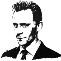 Portrait: Tom Hiddleston