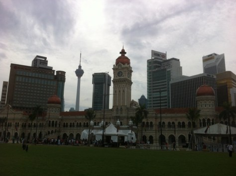 Kuala Lumpur, Malaysia. Building Image