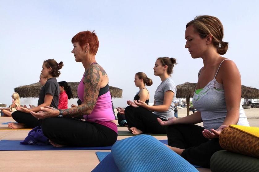 yoga destinations