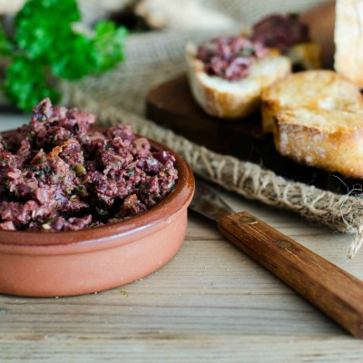 Tapenade & Upcoming Food Photography Workshop in Vienna!