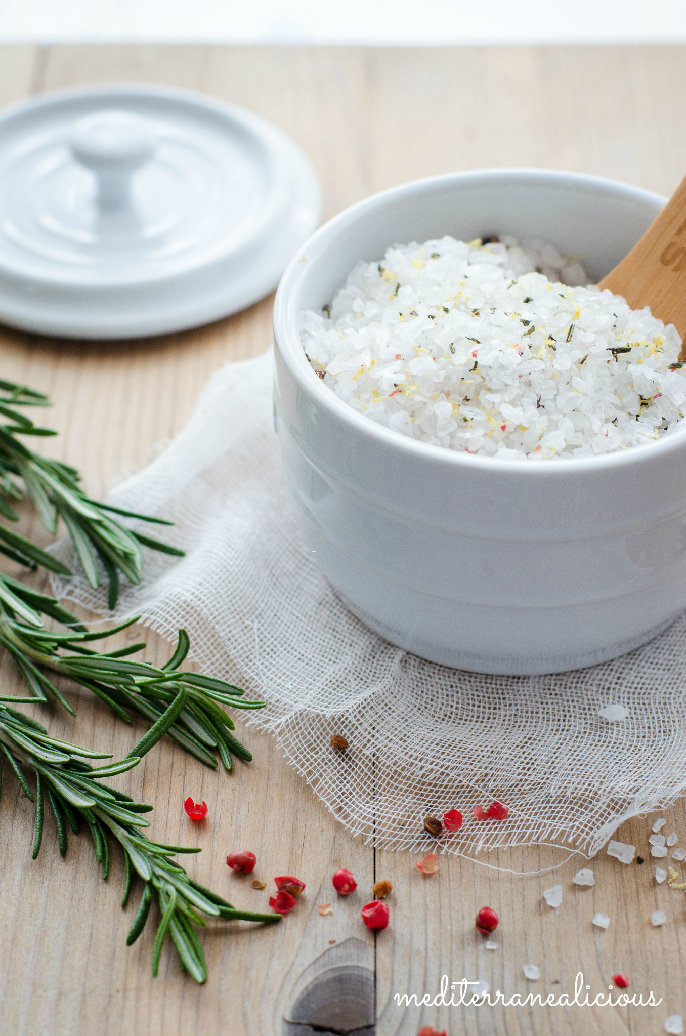rosemary lemon sea salt