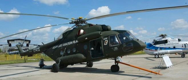 Mi-171Sh-Peru-Russia