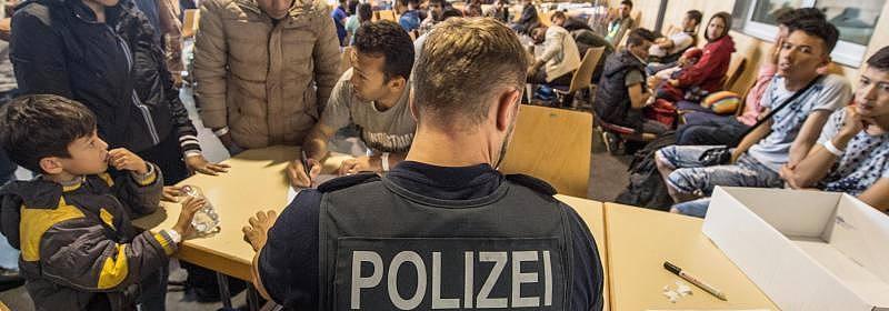 Imigranti v Nemecku