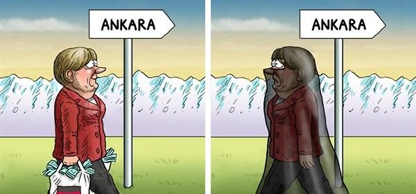 Merkel v Turecku
