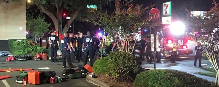 Teroristicky utok v Orlando