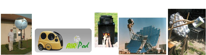 Diverses technologies alternatives