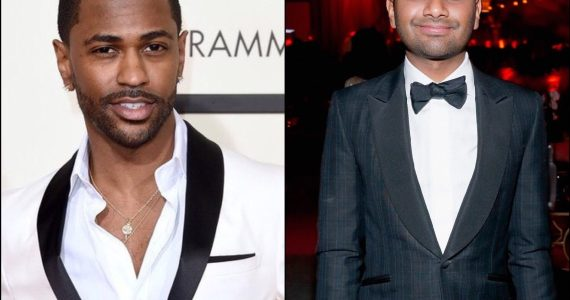 Big Sean, Aziz Ansari